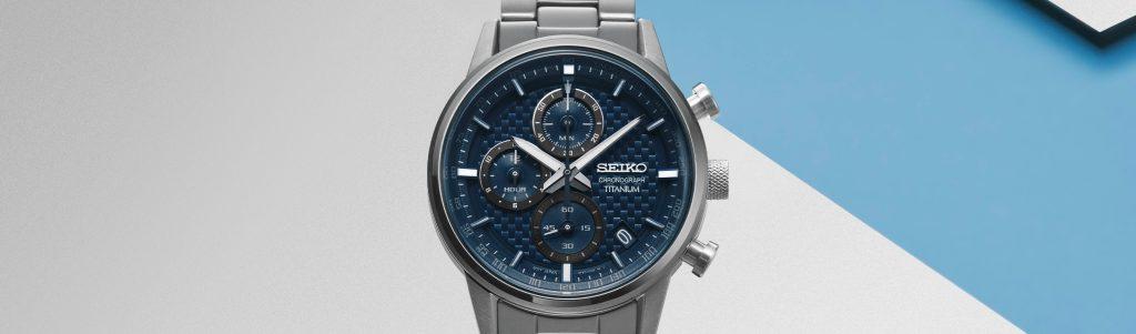 Seiko Heren Horloges